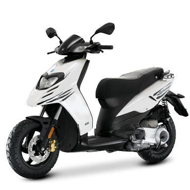 2016 Piaggio Typhoon 125 in Middleton, Wisconsin