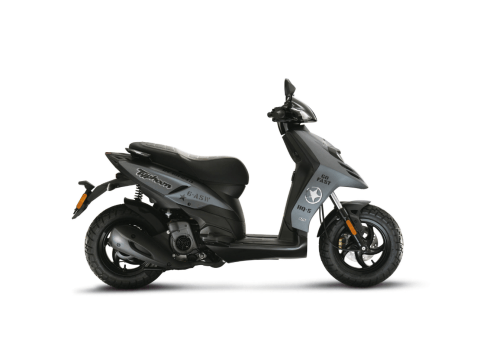 2016 Piaggio Typhoon 125 in Downers Grove, Illinois