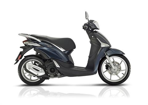 2017 Piaggio Liberty 150 iGet ei ABS in Middleton, Wisconsin