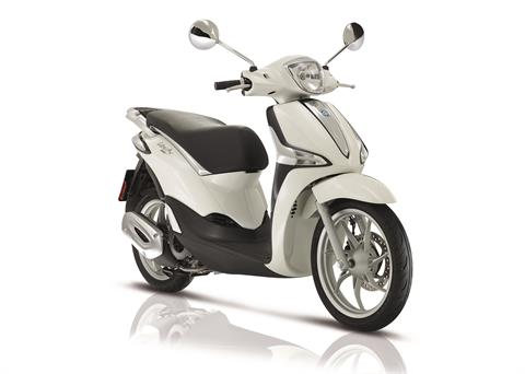 2017 Piaggio Liberty 150 iGet ei ABS in Columbus, Ohio