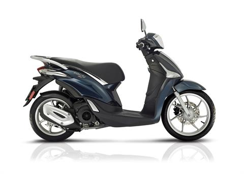 2017 Piaggio Liberty 150 iGet ei ABS in Marina Del Rey, California