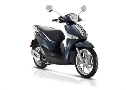 2017 Piaggio Liberty 150 iGet ei ABS in Dimondale, Michigan