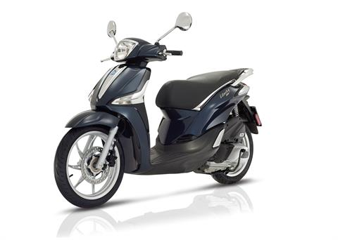 2017 Piaggio Liberty 150 iGet ei ABS in Greensboro, North Carolina