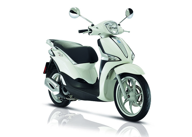 2017 Piaggio Liberty 150 iGet ei ABS in Shelbyville, Indiana