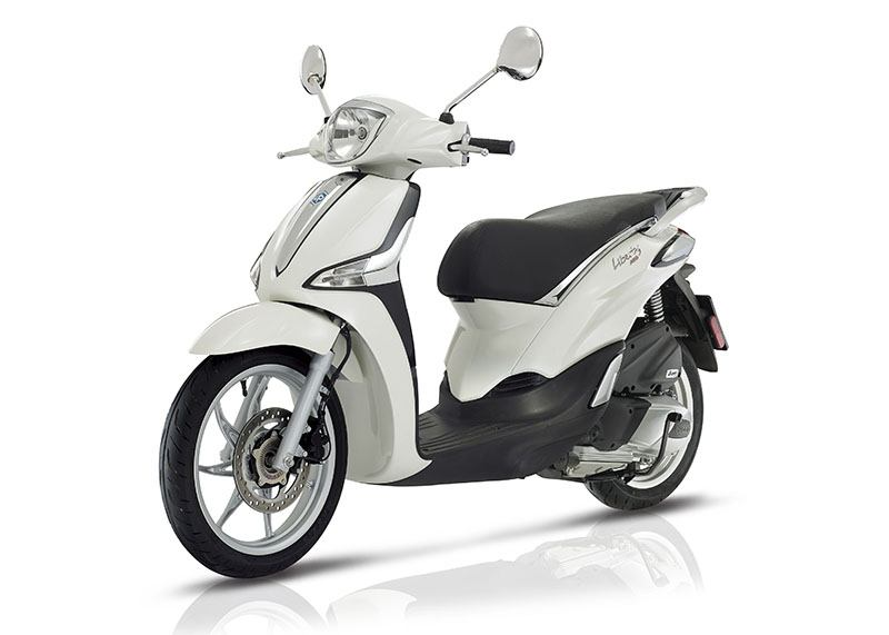2017 Piaggio Liberty 150 iGet ei ABS in Neptune, New Jersey