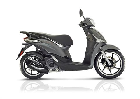 2017 Piaggio Liberty 150 S iGet ei ABS in Saint Charles, Illinois