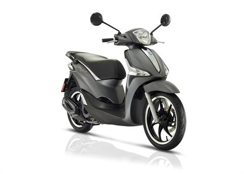 2017 Piaggio Liberty 150 S iGet ei ABS in Bellevue, Washington