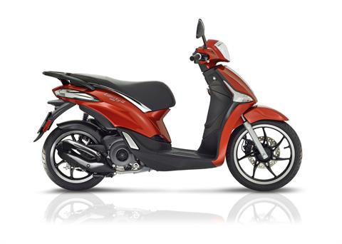 2017 Piaggio Liberty 150 S iGet ei ABS in Shelbyville, Indiana