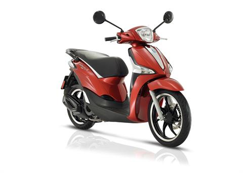 2017 Piaggio Liberty 150 S iGet ei ABS in Dimondale, Michigan