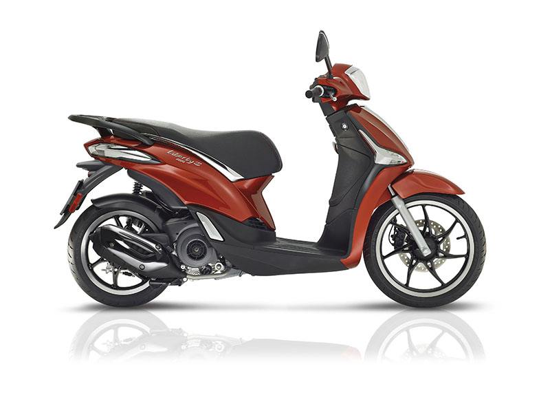 2017 Piaggio Liberty 150 S iGet ei ABS in Pelham, Alabama