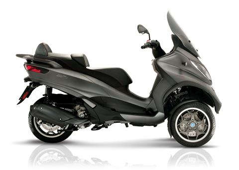 2017 Piaggio MP3 500 Sport LT ABS in San Mateo, California