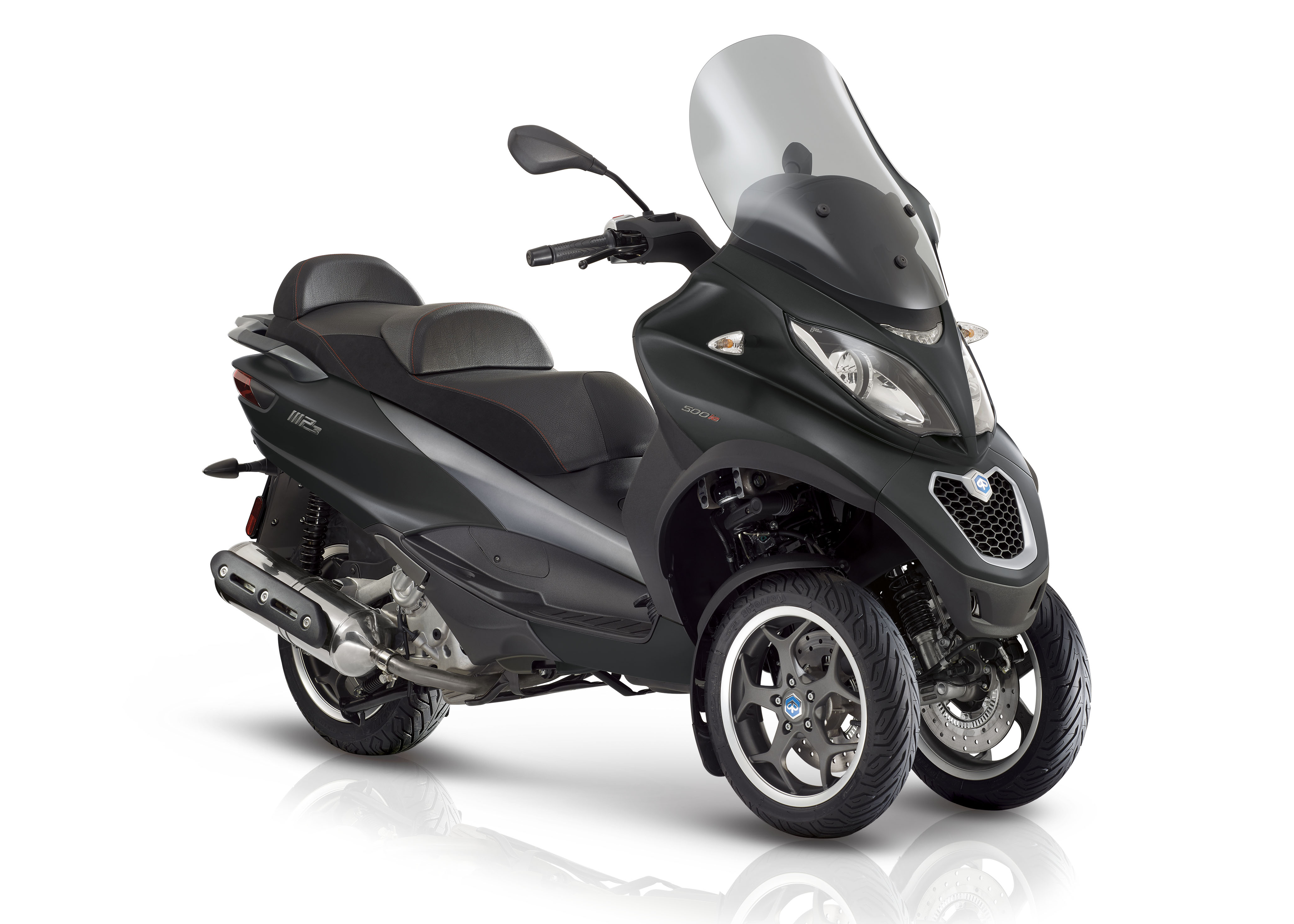 2017 Piaggio MP3 500 Sport LT ABS in Columbus, Ohio