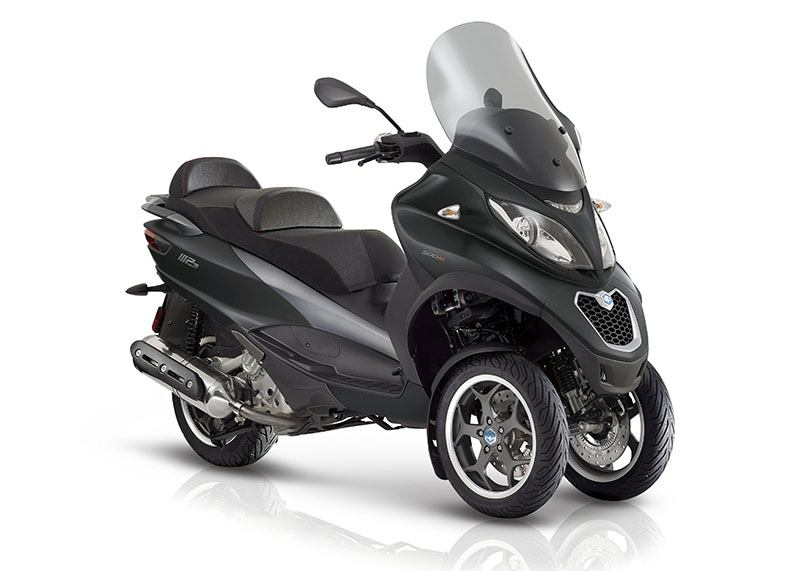 2017 Piaggio MP3 500 Sport LT ABS in Saint Charles, Illinois