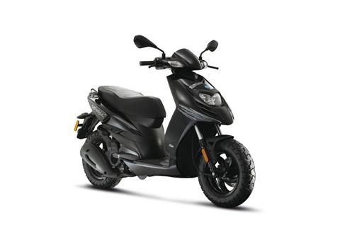 2017 Piaggio Typhoon 125 in Bellevue, Washington
