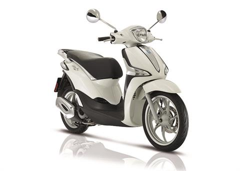 2018 Piaggio Liberty 150 iGet ei ABS in Downers Grove, Illinois