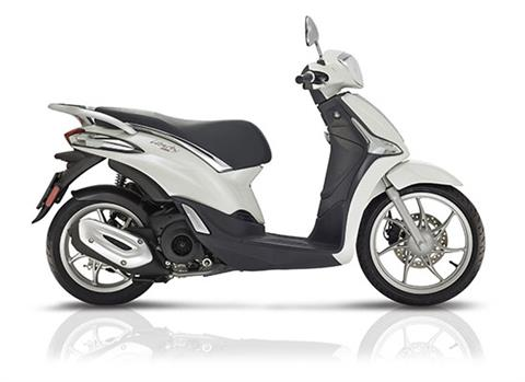 2018 Piaggio Liberty 150 iGet ei ABS in Elk Grove, California