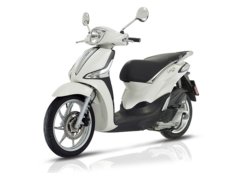 2018 Piaggio Liberty 150 iGet ei ABS in Saint Charles, Illinois