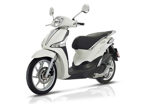 2018 Piaggio Liberty 150 iGet ei ABS in Goshen, New York