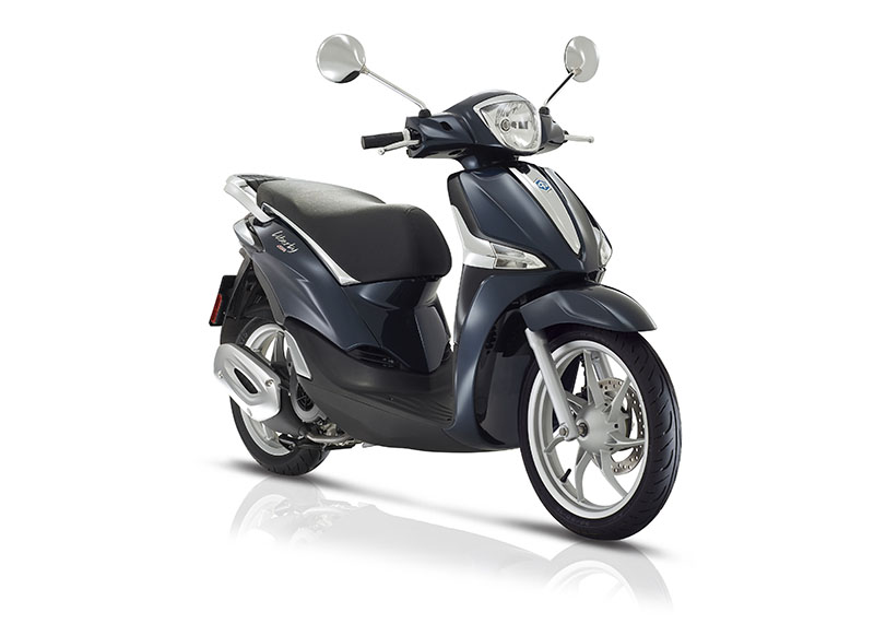 2018 Piaggio Liberty 150 iGet ei ABS in Palmerton, Pennsylvania