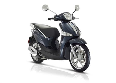 2018 Piaggio Liberty 150 iGet ei ABS in Greensboro, North Carolina