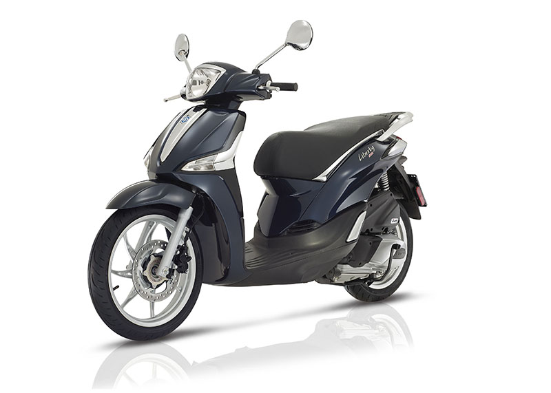2018 Piaggio Liberty 150 iGet ei ABS in Wayne, New Jersey