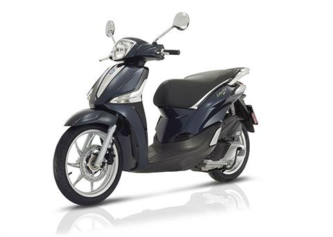 2018 Piaggio Liberty 150 iGet ei ABS in New Haven, Connecticut