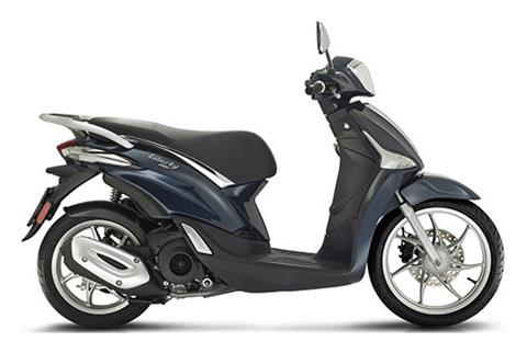 2018 Piaggio Liberty 150 iGet ei ABS in Shelbyville, Indiana
