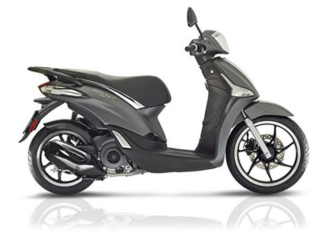 2018 Piaggio Liberty 150 S iGet ei ABS in Downers Grove, Illinois