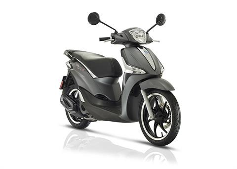 2018 Piaggio Liberty 150 S iGet ei ABS in Middleton, Wisconsin