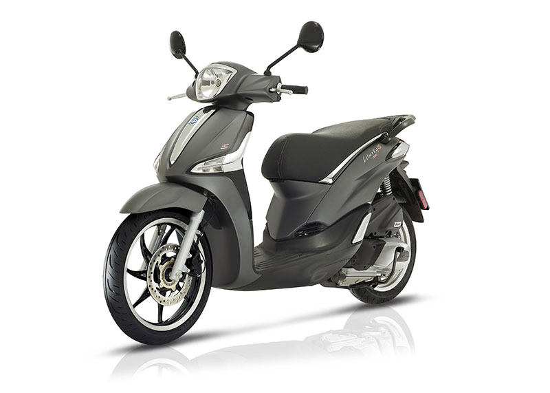 2018 Piaggio Liberty 150 S iGet ei ABS in Shelbyville, Indiana