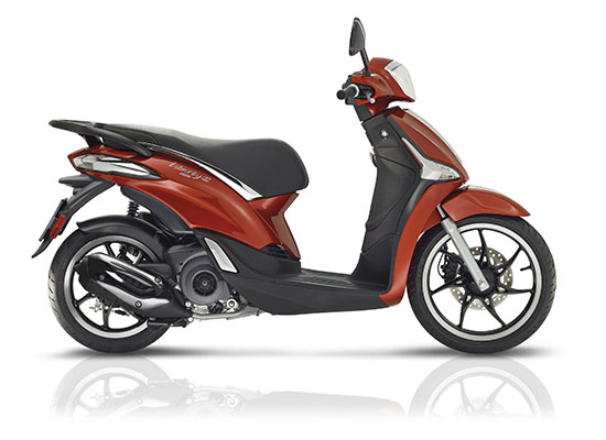 2018 Piaggio Liberty 150 S iGet ei ABS in Marina Del Rey, California