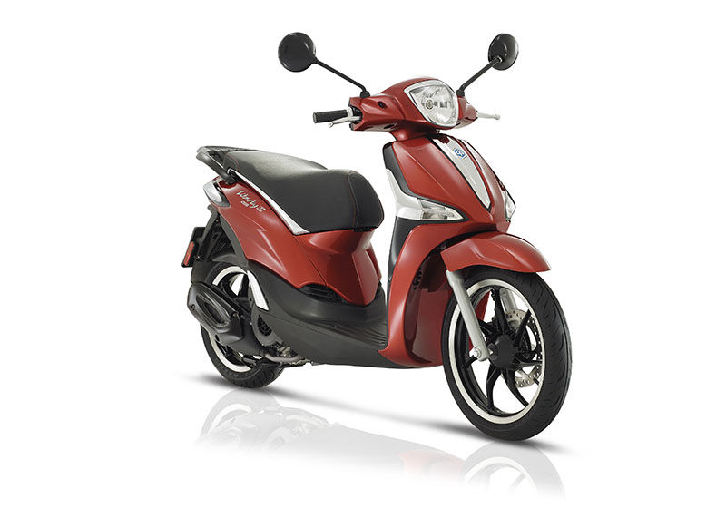 2018 Piaggio Liberty 150 S iGet ei ABS in Neptune, New Jersey