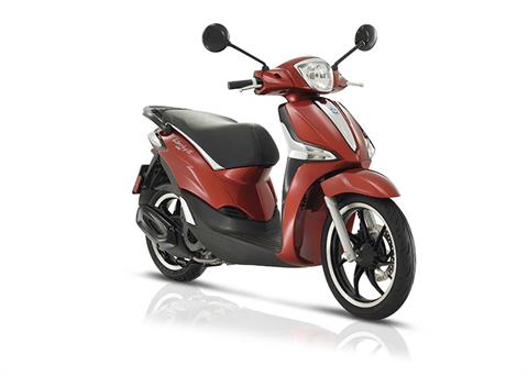 2018 Piaggio Liberty 150 S iGet ei ABS in Saint Charles, Illinois