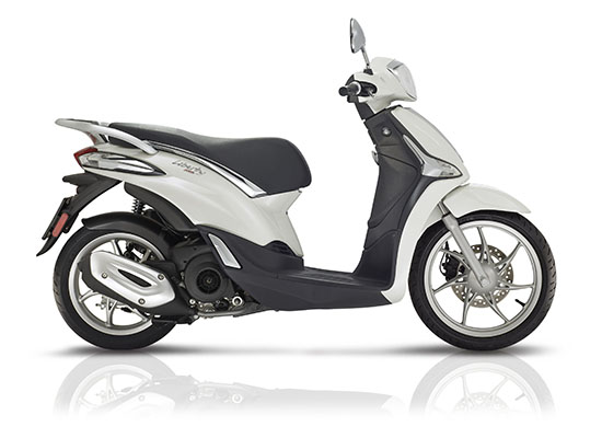 New 2018 Piaggio Liberty 50 Iget Ei Scooters In Greenwood