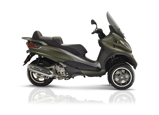 2018 Piaggio MP3 500 Sport ABS in Saint Charles, Illinois