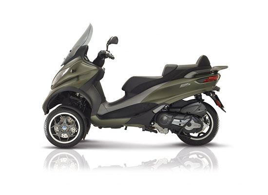 2018 Piaggio MP3 500 Sport ABS in Columbus, Ohio