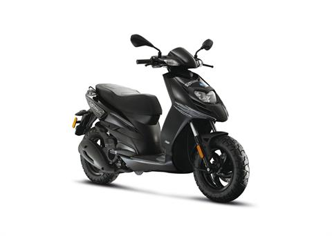 2018 Piaggio Typhoon 50 in Marina Del Rey, California