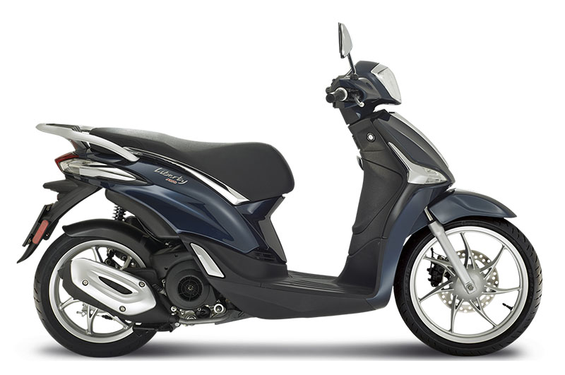 2019 Piaggio Liberty 150 in Columbus, Ohio