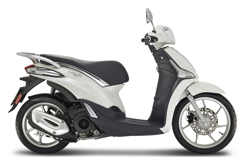 2019 Piaggio Liberty 150 in Bellevue, Washington - Photo 1
