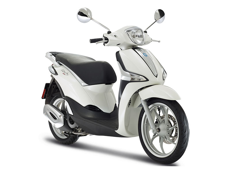 2019 Piaggio Liberty 150 in Bellevue, Washington - Photo 2