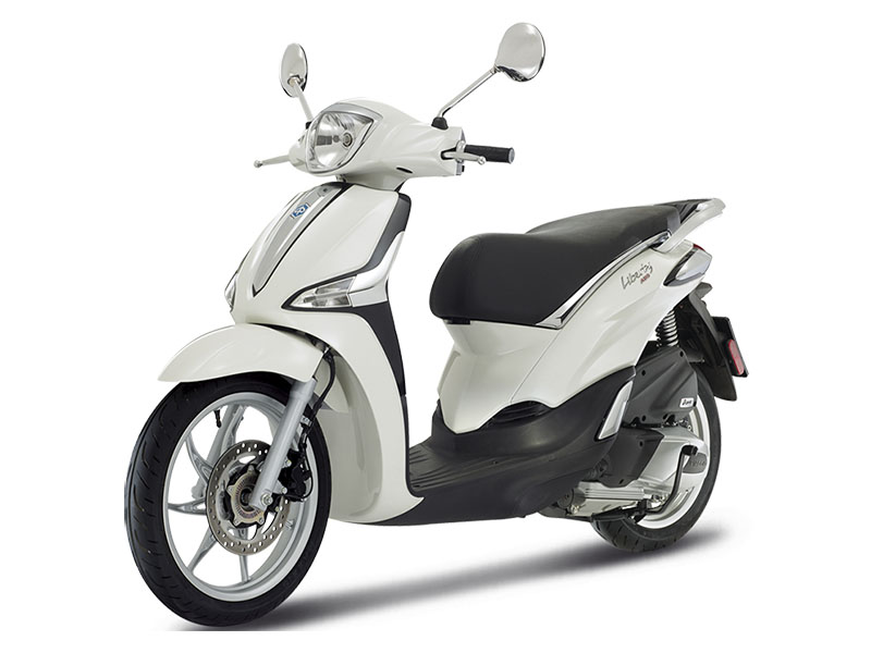 2019 Piaggio Liberty 150 in Bellevue, Washington - Photo 3
