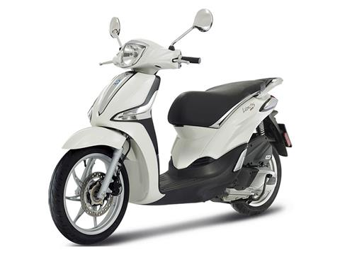 2019 Piaggio Liberty 150 in Bellevue, Washington