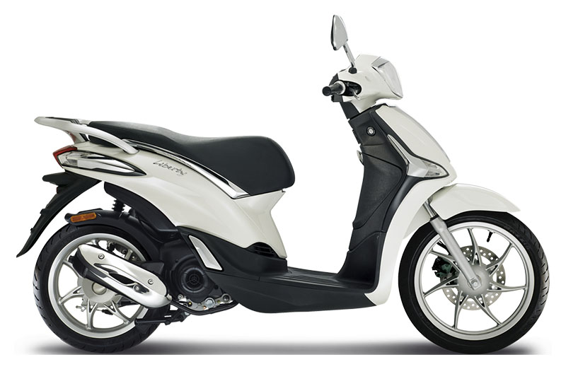 2019 Piaggio Liberty 50 iGet ei in Neptune, New Jersey