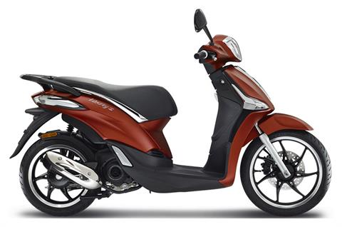 2019 Piaggio Liberty S 50 in Pelham, Alabama