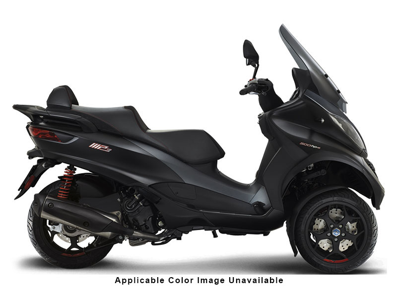 2019 piaggio mp3 sport 500 hpe scooters saint charles illinois. Black Bedroom Furniture Sets. Home Design Ideas