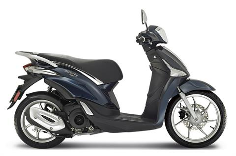 2020 Piaggio Liberty 150 in Bellevue, Washington - Photo 1