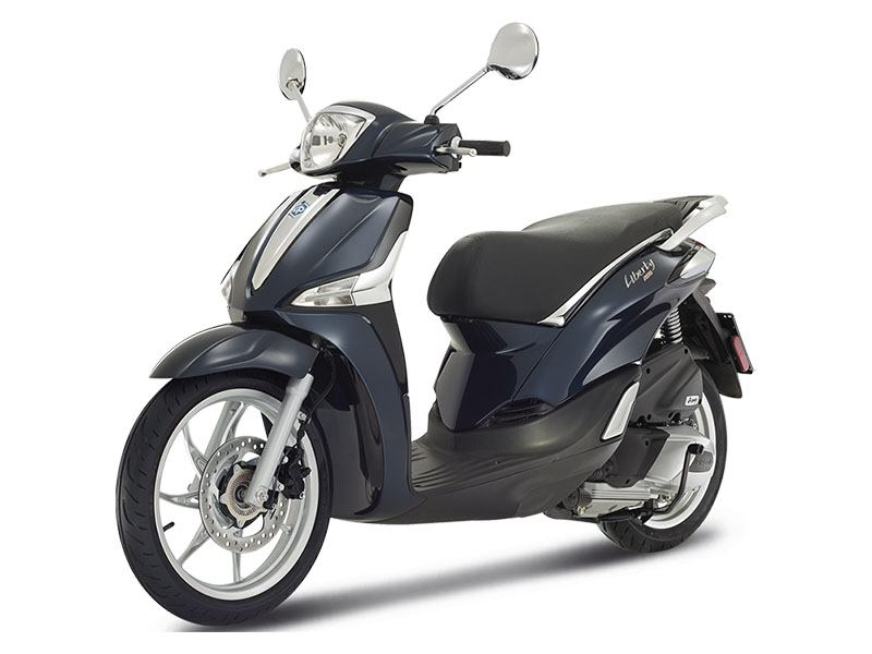 2020 Piaggio Liberty 150 in Bellevue, Washington - Photo 3