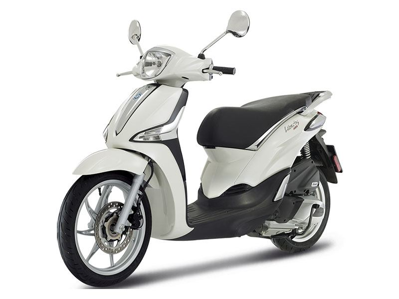 2020 Piaggio Liberty 150 in Columbus, Ohio - Photo 3