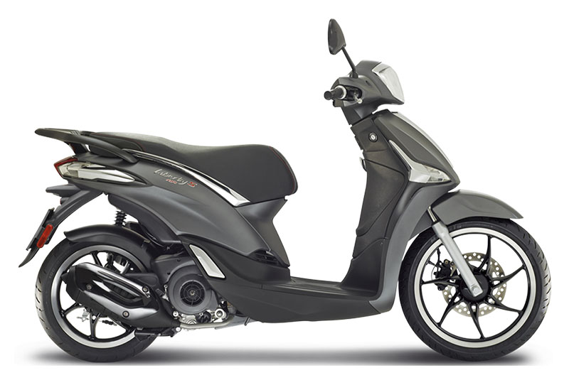 2020 Piaggio Liberty S 150 in Bellevue, Washington - Photo 1