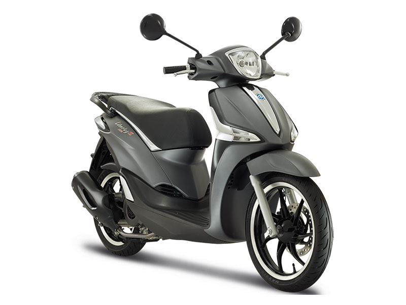 2019 Piaggio Liberty S 150 in Ferndale, Washington